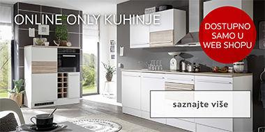 kuhinje Lesnina online only