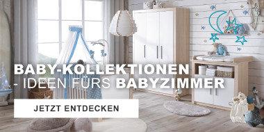 Baby-Kollektionen - Ideen fürs Babyzimmer