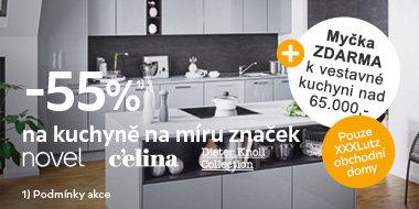 Sleva na kuchyně na míru
