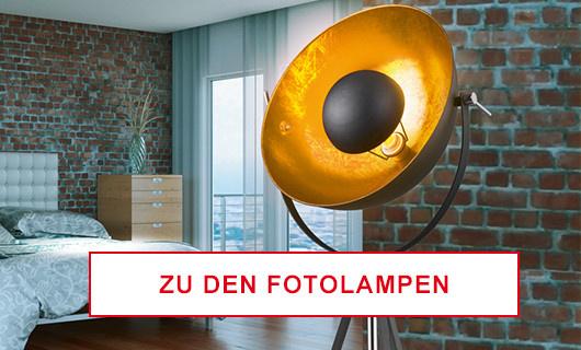 Fotolampen im Industriestil