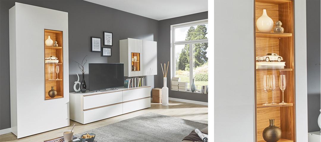 Wohnzimmer Holz Dieter Knoll
