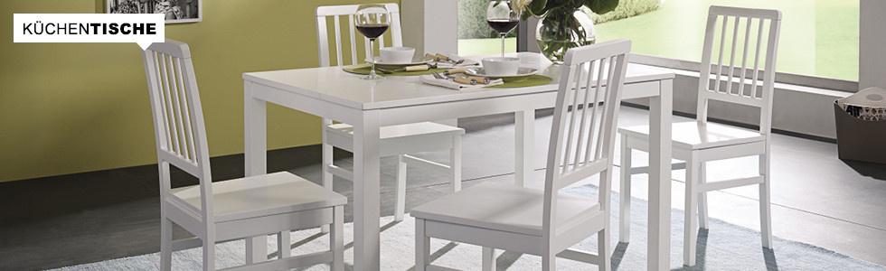günstige Tische für die Studentenküche