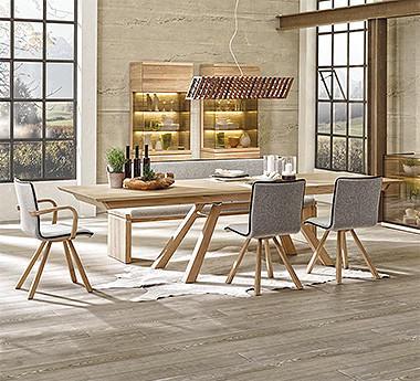Voglauer Tisch Stühle