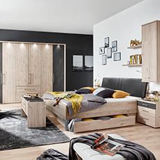Schlafzimmerserie Porto