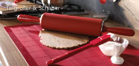 Kaiser Teigroller & Schaber - entdecken!