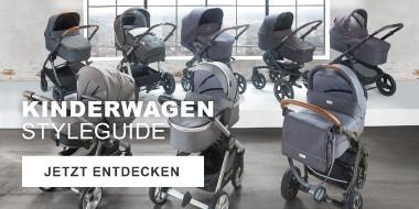 Kinderwagen Styleguide