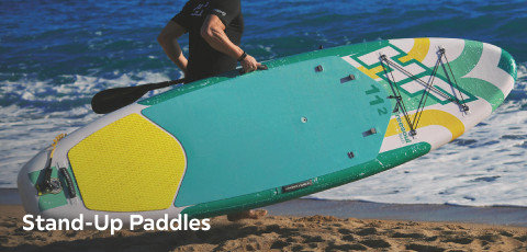 Outdoor Fun Stand-Up Paddles