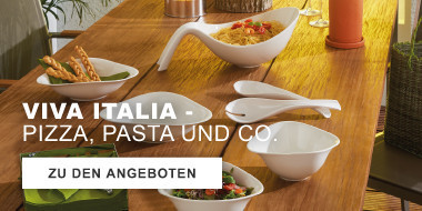 Viva Italia - Pizza, Pasta und Co.
