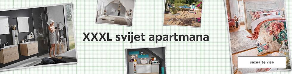 opremanje apartmana naještaj i oprema