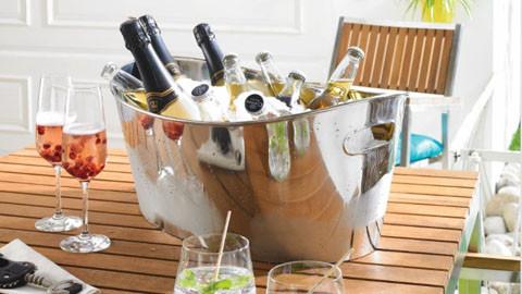 Chladiče na víno pro každou příležitost u XXXLutz.
