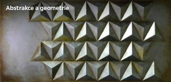 Abstraktní a geometrické obrazy