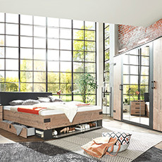 Schlafzimmerserie Stockholm