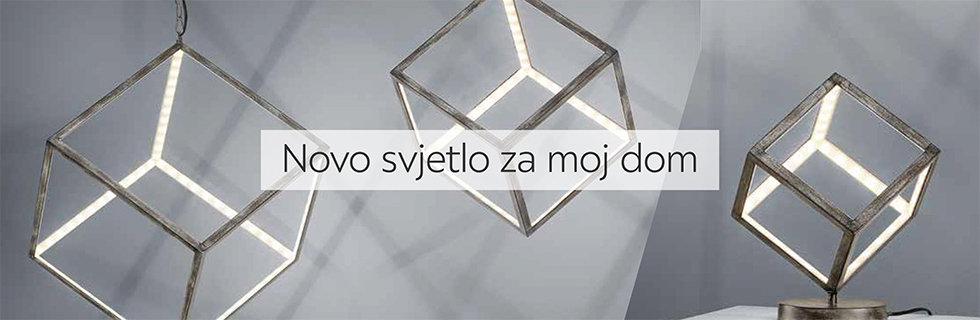 Moderna rasvjeta Lesnina XXXL