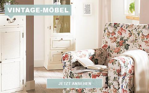 Sessel und andere Vintage Moebel