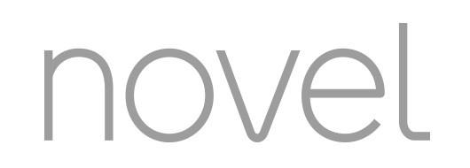 Novel Logo