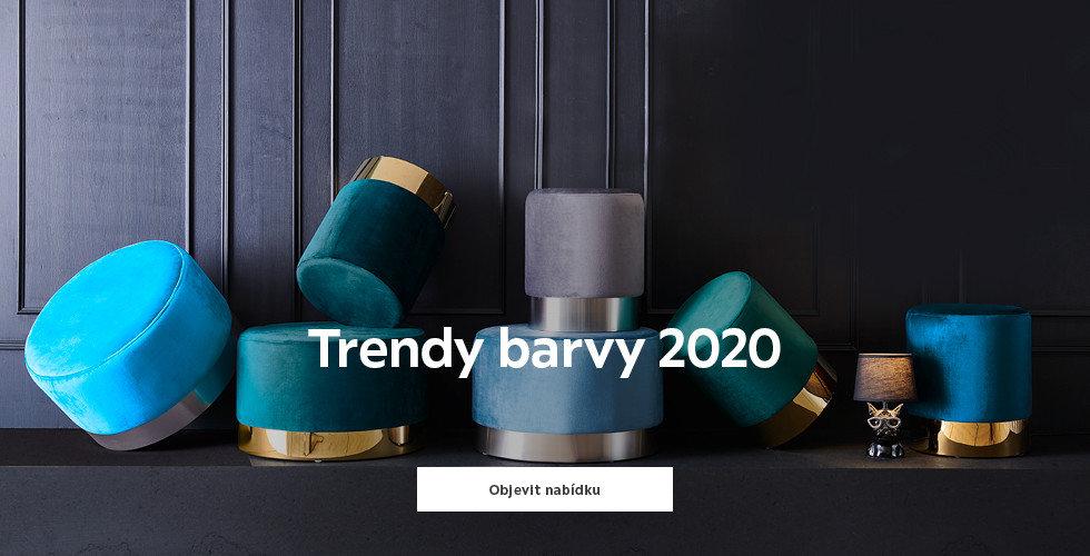 Trendy barvy
