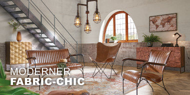 Moderner Fabric-Chic