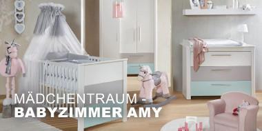 Mädchentraum   Babyzimmer Amy