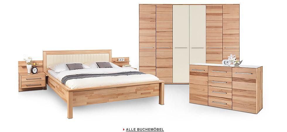 Buche Massivholzmöbel schlafzimmer aus massivholz