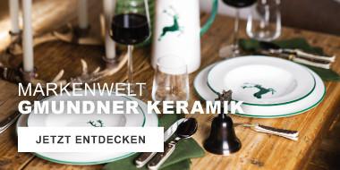 Gmundner Keramik Markenwelt entdecken