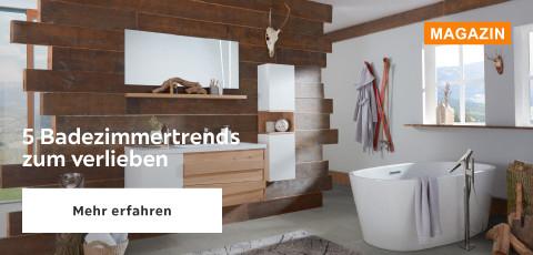 5 Badezimmertrends zum Verlieben