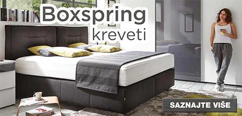 prodaja boxspring kreveta
