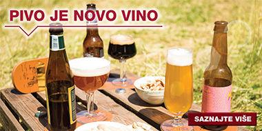 pivo je novo vino