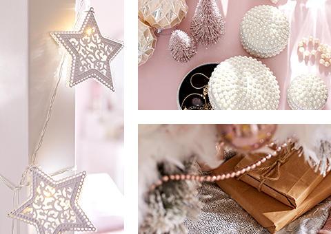 Märchenhafte Weihnachten Deko