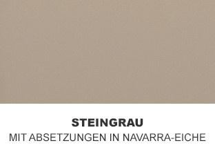 Steingrau mit Navarra-Eiche