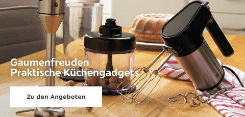 Gaumenfreuden  Praktische Küchengadgets