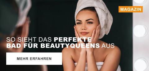 So sieht das perfekte Bad für Beautyqueens aus