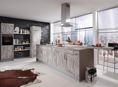 Kuhinja v industrijskem slogu