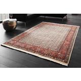 orijentalni tepih narančasto-crveni sitnog uzorka