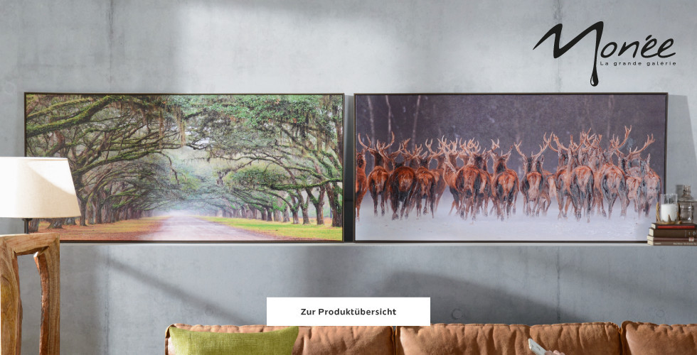 Wohnzimmer Bilder Landschaft Monee