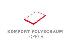 Boxspringbett Prinz Klassik Topper Komfort