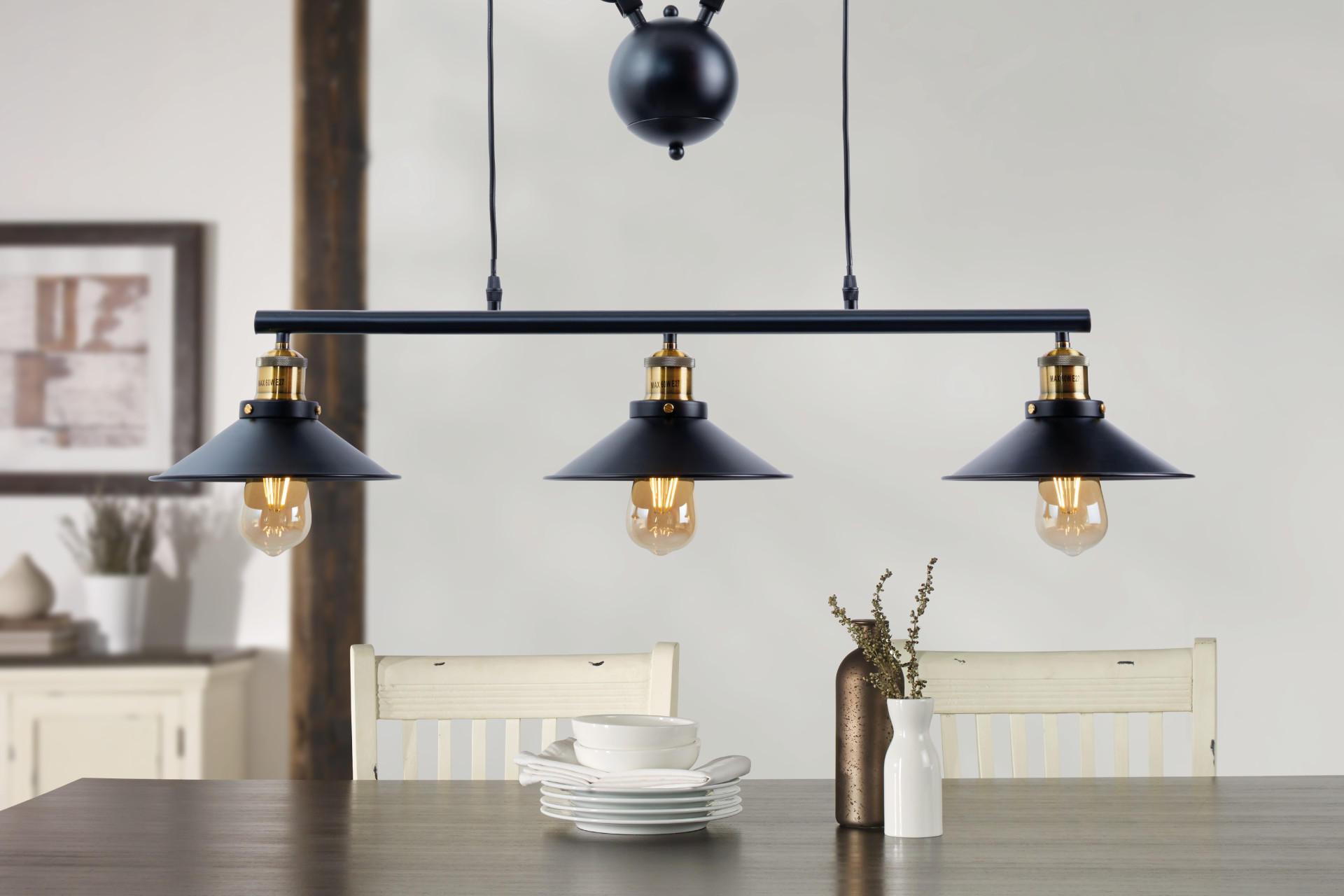 LED Decken Leuchte GOLD Farben Ess-Zimmer Strahler Spot Flur Küchen Lampe Metall