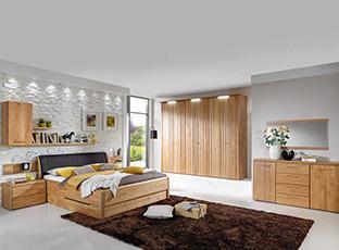 Entdecken Sie bei XXXLutz die schönsten Erlenholzschlafzimmer.