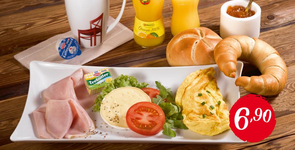 Genießer Frühstück