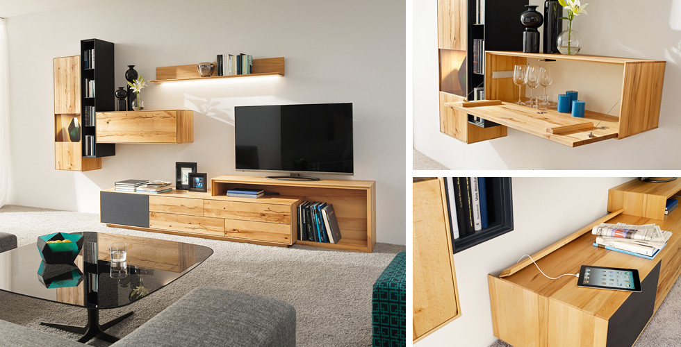 Fein Wohnzimmer Holz Fotos - Die Besten Wohnideen - kinjolas.com
