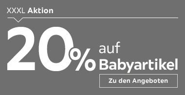 20% auf Baby