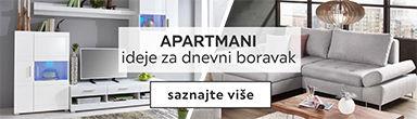 apartmanski dnevni boravak