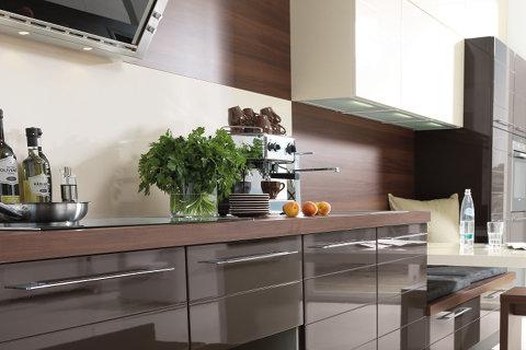 Zadní stěna kuchyňské linky
