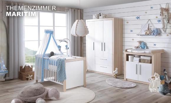 Babyzimmer Maritim entdecken
