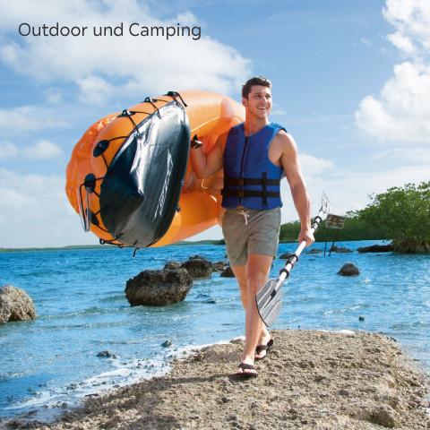 Outdoor und Camping