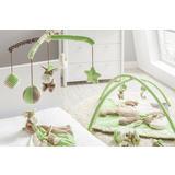 Vrtuljak za dječji krevetić od tekstila