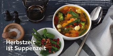 Herbstzeit ist Suppenzeit