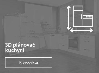 3D plánovač kuchyní