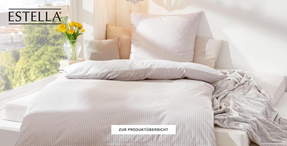 Bettwäschen der Marke Estella