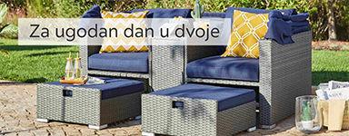 pletene vrtne fotelje