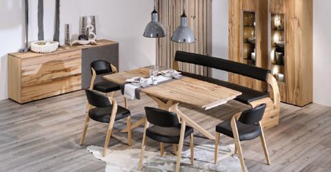 Nejlepší nábytek je ze dřeva